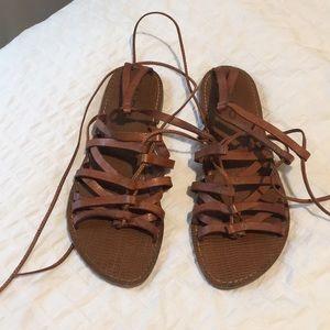 Aldo Gladiator Sandals